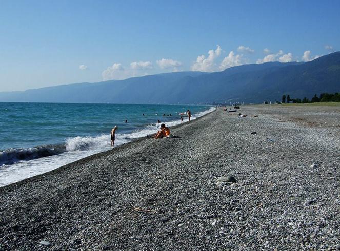 Пляж Алахадзы