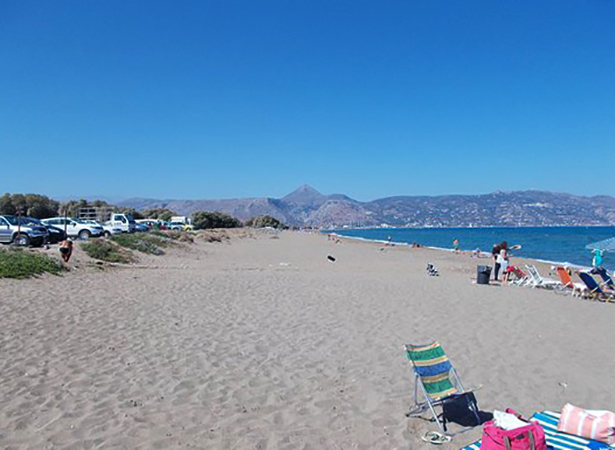 "Пляж ""Амудара"" (""Ammoudara Beach"")"
