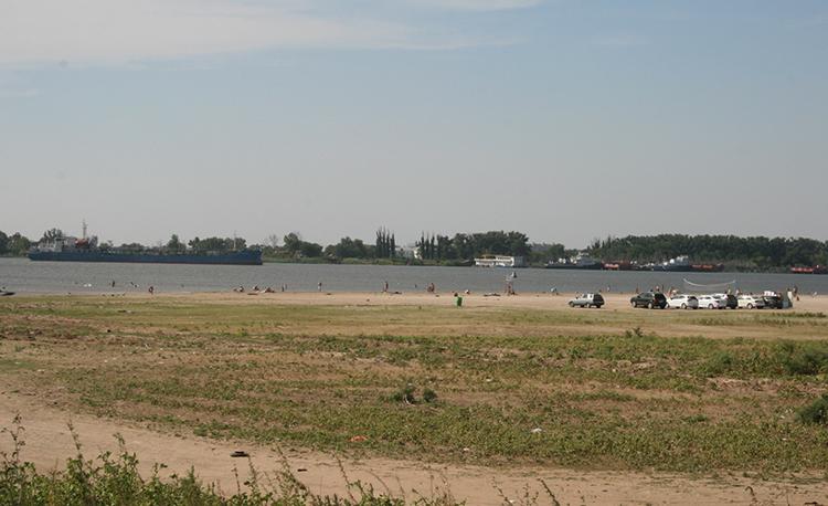 Пляж в Ассадулаево
