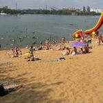 Пляжи Подмосковья: фото и описание мест