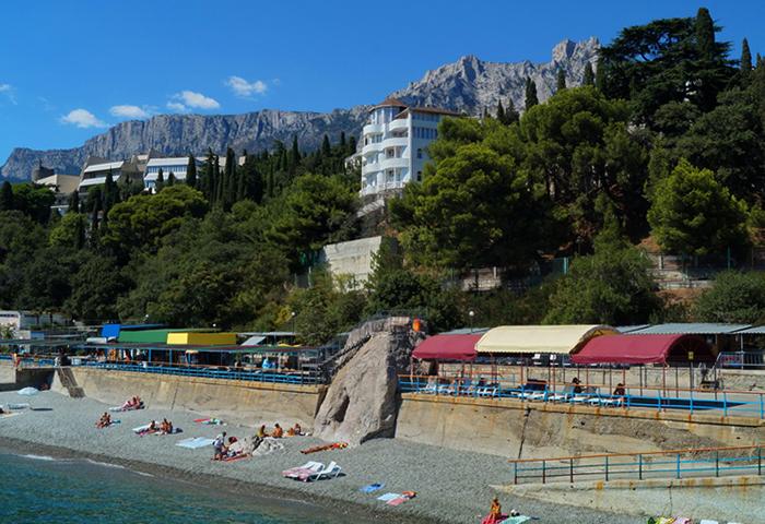 Пляж «Ай-Петри»