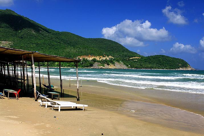 """Пляж """"Бай Дай"""" (""""Bai Dai Beach"""")"""
