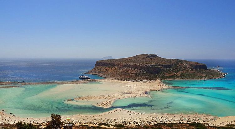 "Пляж ""Балос"" (""Balos Beach"")"