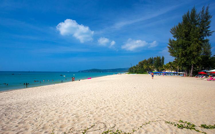 Банг Тао (Bang Tao Beach)