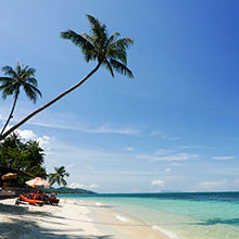 Пляжи Самуи — обзор и фото популярных мест