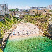 Бари (Италия) — известные пляжи
