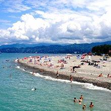 Популярные пляжи Батуми и окрестностей