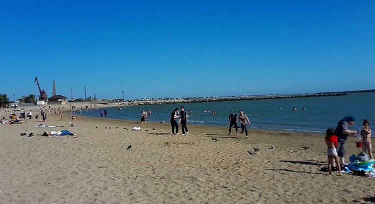 Пляж Березка