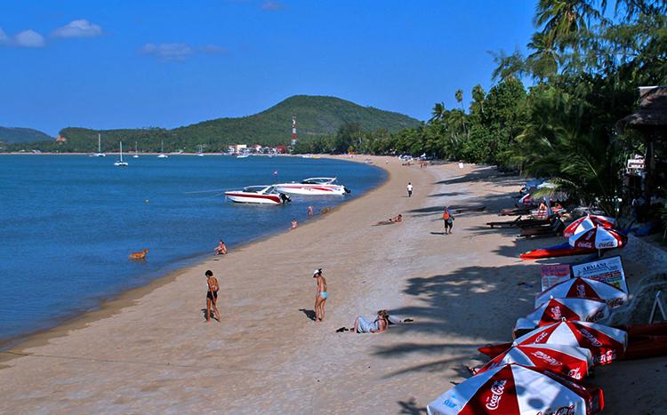 Бопхут (Bo Phut Beach)
