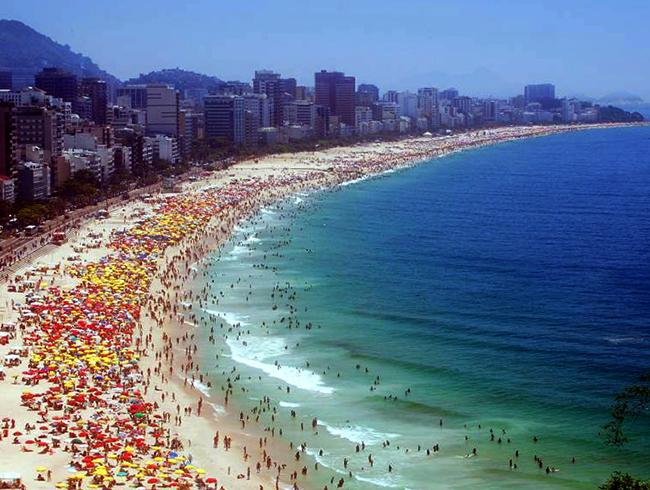 Копакабана (Copacabana Beach)