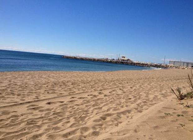 """Пляж """"Кабопино"""" (""""Cabopino Beach"""")"""