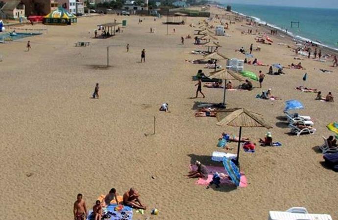 Центральный пляж (городской)