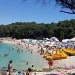 Лучшие пляжи Пулы (Хорватия) с фото и описанием