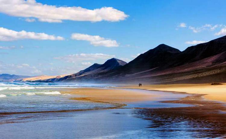 "Пляж ""Кофете"" (""Cofete Beach"")"