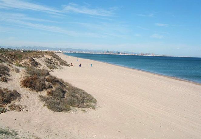 "Пляж ""Эль-Салер"" (""El Saler Beach"")"