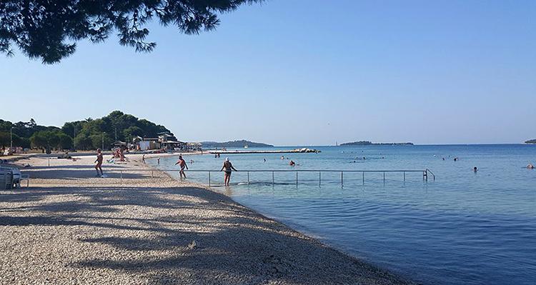 Фажана (Fazana Beach)