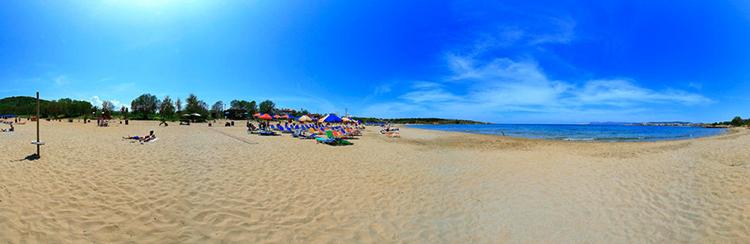 """Пляжи """"Ханьи"""" (""""Chania Beach"""")"""