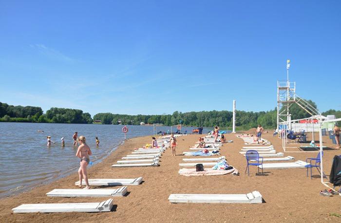 Пляж «Гольфстрим»