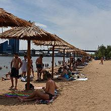 Пляжи Астрахани и окрестностей: обзор, список и описание