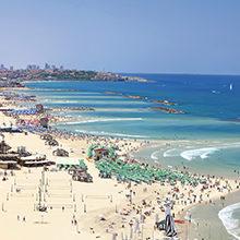 Лучшие пляжи Израиля — красивые места побережья