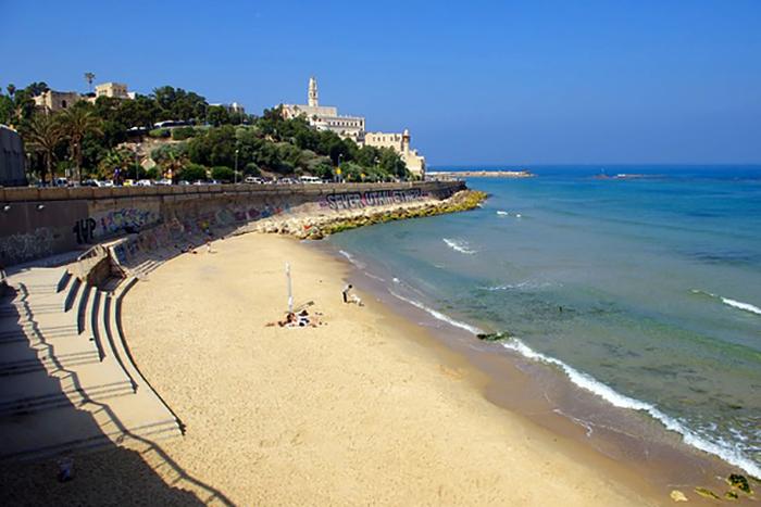 "Пляж ""Яффа"" (""Jaffa Beach"")"