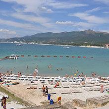 Лучшие пляжи Кабардинки