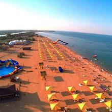 Пляжи Керчи с фото, названием и описанием