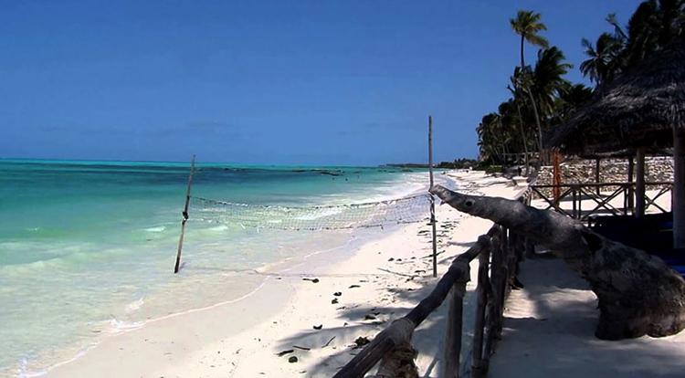 """Пляж """"Кигомани"""" (""""Kigomani Beach"""")"""