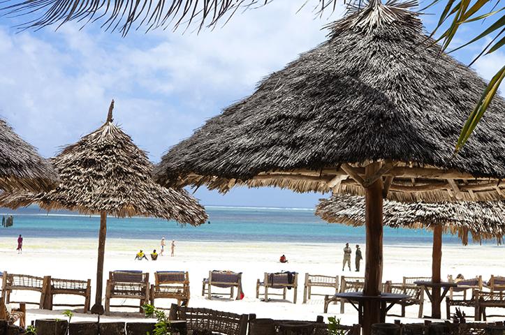 """Пляж """"Кивенгва"""" (""""Kiwengwa Beach"""")"""