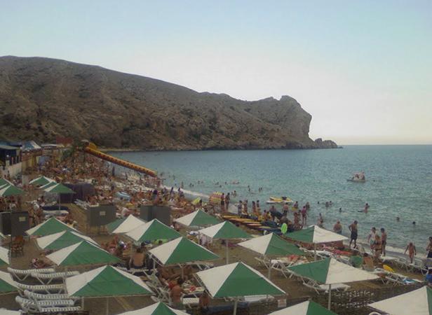 Пляж Колхозный