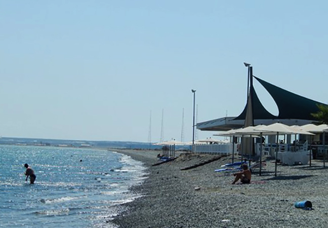 Пляж Ледис Майл (Lady's Mile Beach)