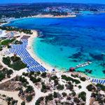 Пляжи Айя-Напы — лучшие места для пляжного отдыха