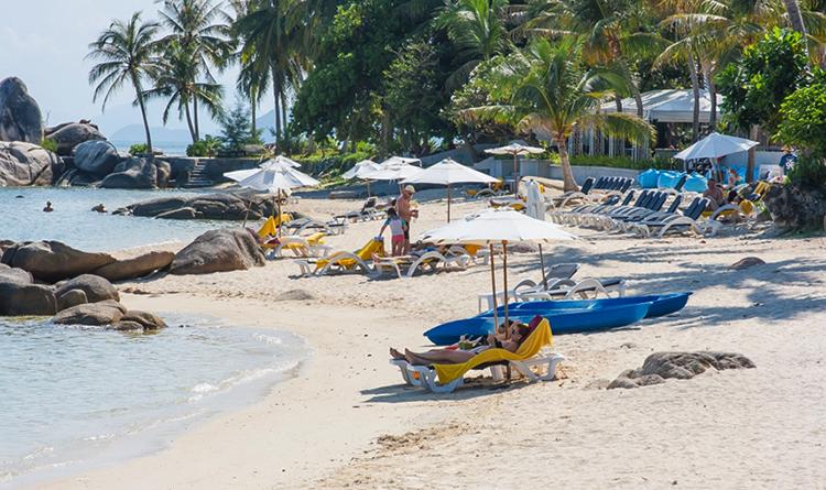 Натьен (Na Thien Beach)