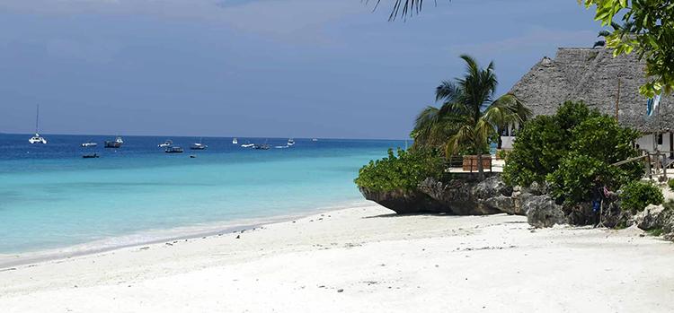 """Пляж """"Нунгви"""" (""""Nungwi Beach"""")"""
