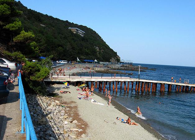 Никитский поселковый пляж