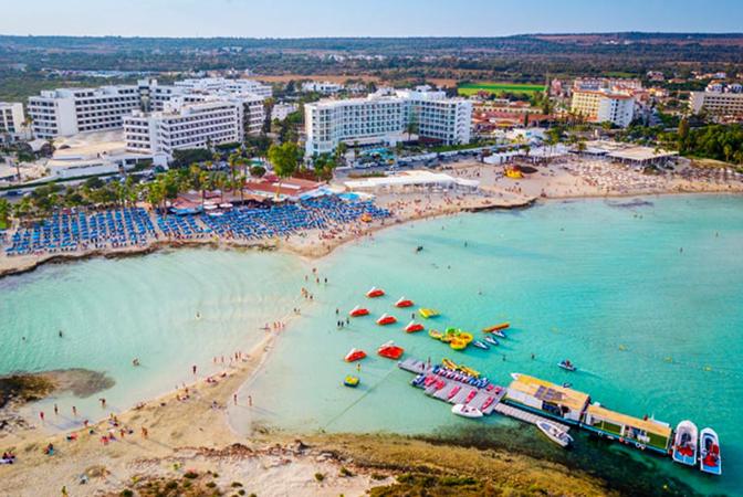 Нисси Бич (Nissi Beach)