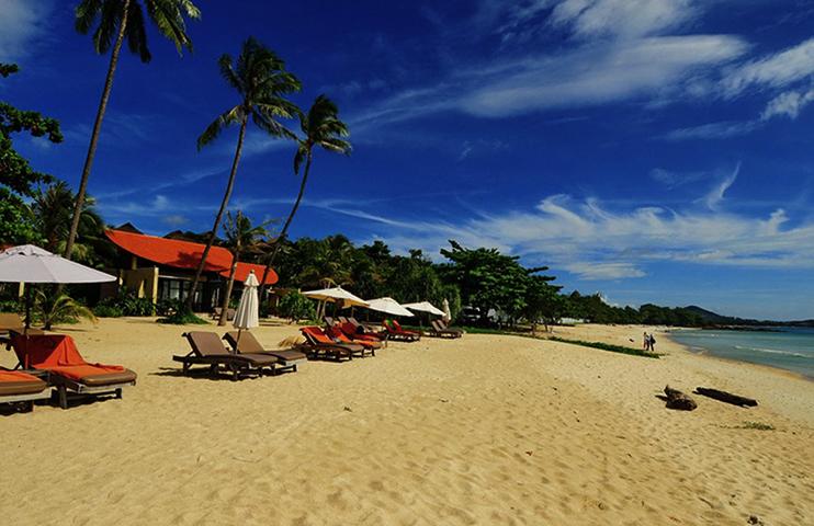 Чавенг-Ной (Chaweng Noi Beach)