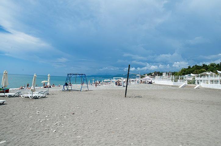 Пляж Островок