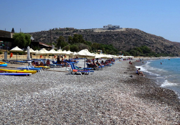 Пляж Писсури (Pissouri Beach)