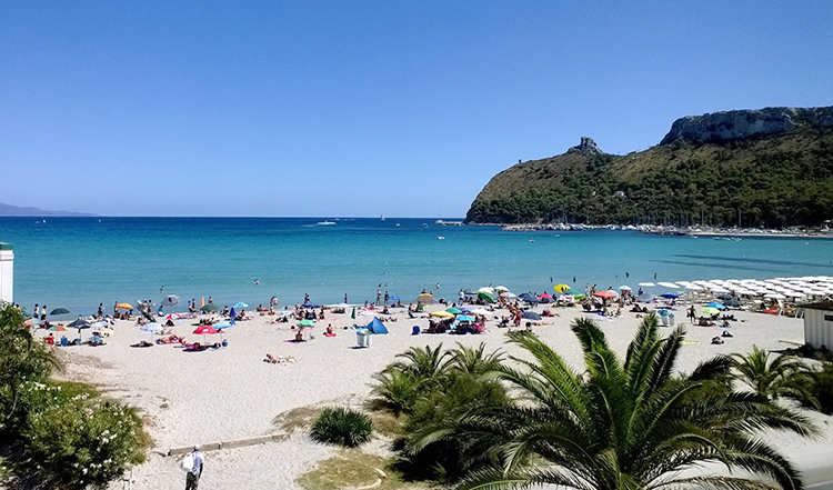 Spiaggia del Poetto