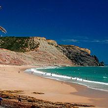 Пляжи Порту — красивые места побережья