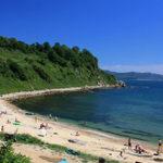 Популярные пляжи Приморья: описание и фото мест