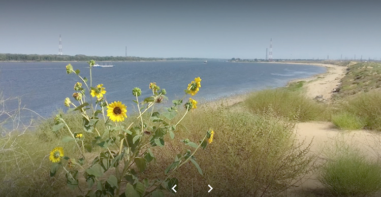 Пляж Рассвет