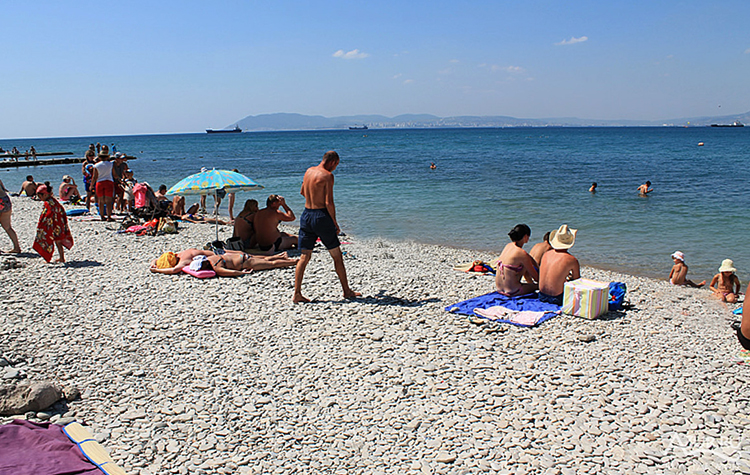 Пляж «Рыбацкий»
