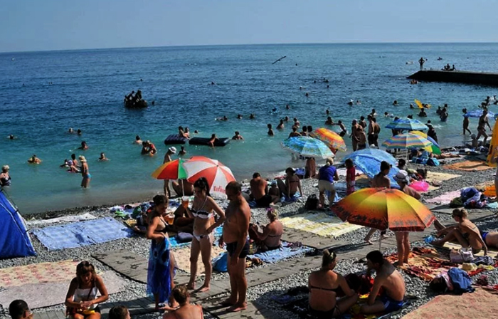 Пляж «Русалка»