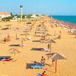 Пляжи Саки: обзор и описание мест