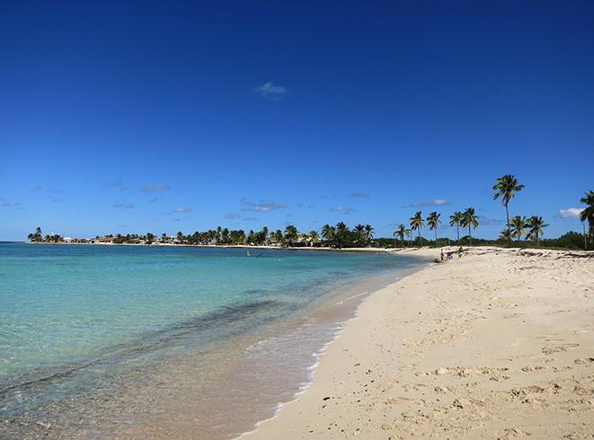 "Пляж ""Санта-Люсия"" (""Santa Lucia Beach"")"