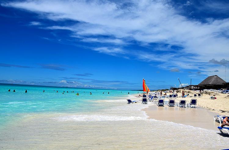 "Пляж ""Кайо Санта-Мария"" (""Cayo Santa Maria Beach"")"