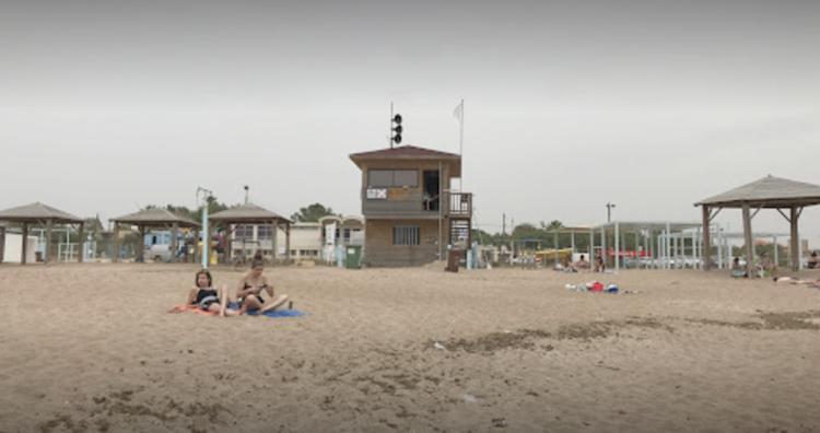 """Пляж """"Шавей-Цион"""" (""""Shavei Tsiyon Beach"""")"""