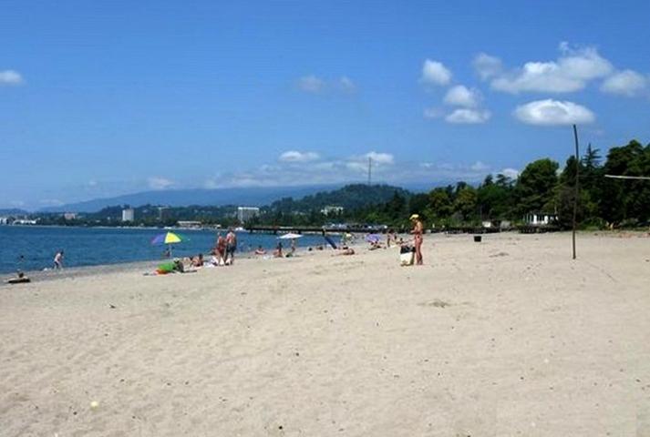 Синопский пляж